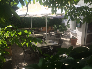 Biergarten Cafe Syrau