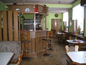 Cafe Syrau - Barbereich