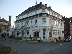 Cafe Syrau - Gasthaus Außenansicht